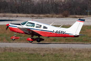I-ASTV - Private Piper PA-28-161 Cherokee Warrior II