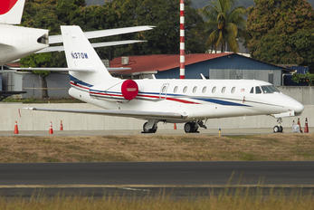 N370M - Private Cessna 680 Sovereign