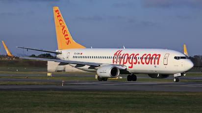 TC-CRA - Pegasus Boeing 737-800