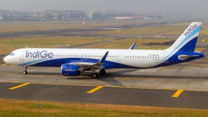 VT-IUV - IndiGo Airbus A321 NEO