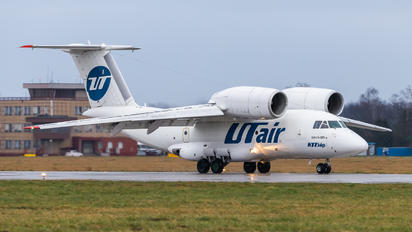 RA-74013 - UTair Antonov An-74
