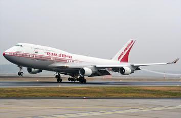VT-AIE - Air India Boeing 747-400