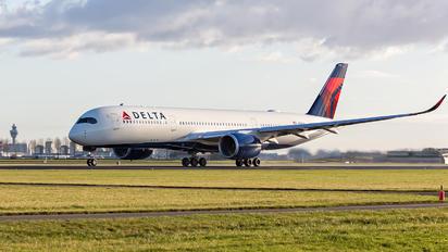 N515DN - Delta Air Lines Airbus A350-941ACJ