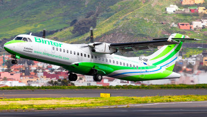 EC-GQF - Binter Canarias ATR 72 (all models)
