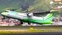 EC-GQF - Binter Canarias ATR 72 (all models) aircraft