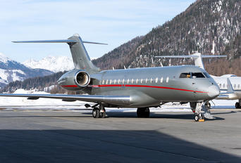 9H-IGH - Vistajet Bombardier BD-700 Global 6000