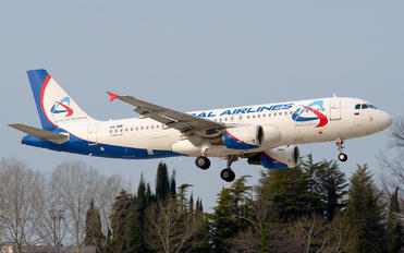 VQ-BNI - Ural Airlines Airbus A320