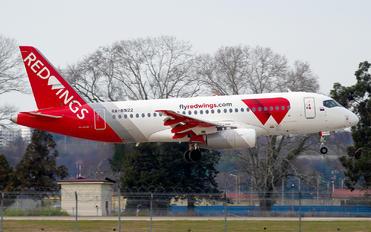 RA-89122 - Red Wings Sukhoi Superjet 100