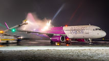 HA-LSC - Wizz Air Airbus A320 aircraft
