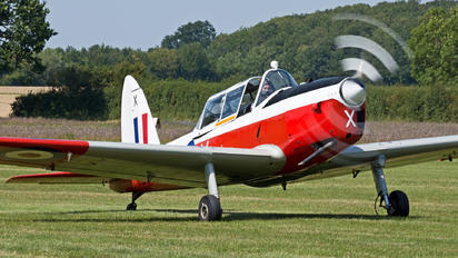 G-BWUT - Private de Havilland Canada DHC-1 Chipmunk