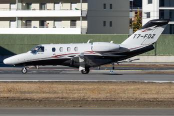 T7-FOZ - Private Cessna 525 CitationJet M2
