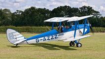 G-AZZZ - Private de Havilland DH. 82 Tiger Moth aircraft