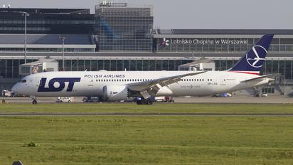 SP-LSG - LOT - Polish Airlines Boeing 787-9 Dreamliner