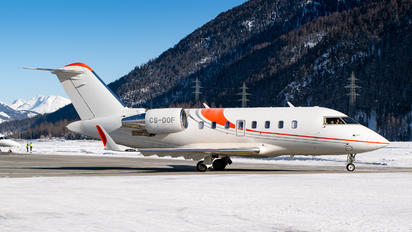 CS-DOF - Private Bombardier Challenger 650