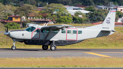 MSP024 - Costa Rica - Ministry of Public Security Cessna 208B Grand Caravan