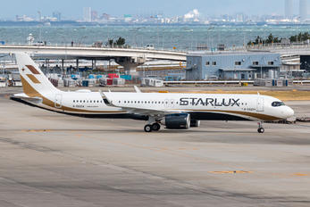 B-58204 - Starlux Airlines Airbus A321 NEO
