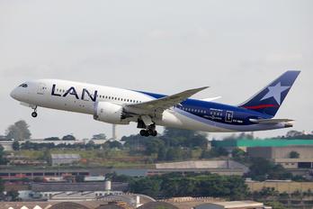 CC-BBB - LATAM Boeing 787-8 Dreamliner