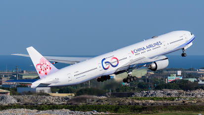 B-18006 - China Airlines Boeing 777-300ER