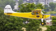 SP-YWZ - Private Yakovlev Yak-12A aircraft