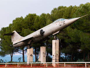 7205 - Greece - Hellenic Air Force Lockheed F-104G Starfighter