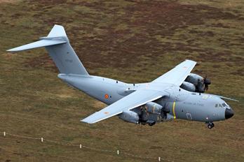 CT-02 - Belgium - Air Force Airbus A400M