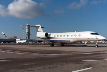 LX-DLF - Global Jet Luxembourg Gulfstream Aerospace G650, G650ER