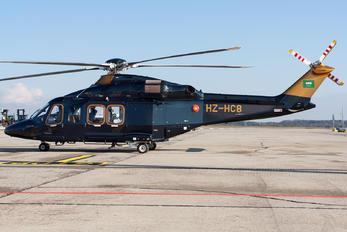 HZ-HC8 - Private Agusta Westland AW139