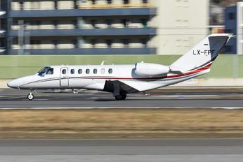 LX-FPF - Private Cessna 525B Citation CJ3