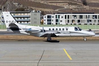G-XJCJ - Private Cessna 550 Citation Bravo