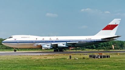 B-2448 - CAAC Boeing 747-200