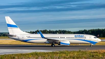 SP-ESB - Enter Air Boeing 737-800