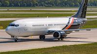 #2 Titan Airways Boeing 737-400 G-POWS taken by Stefan Thomas