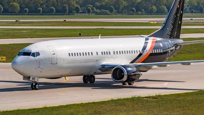 G-POWS - Titan Airways Boeing 737-400