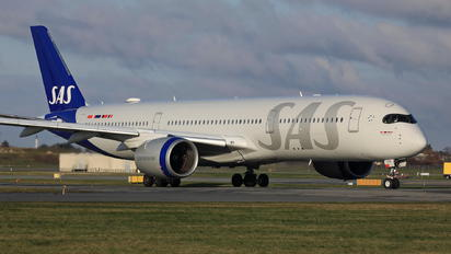 SE-RSB - SAS - Scandinavian Airlines Airbus A350-900