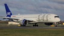 SE-RSB - SAS - Scandinavian Airlines Airbus A350-900 aircraft