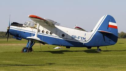 SP-FYM - Aeroklub Lubelski Antonov PZL An-2