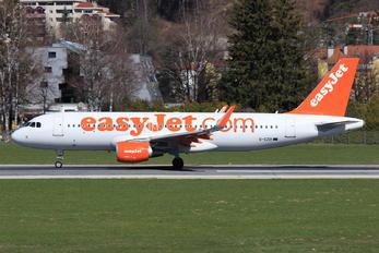 G-EZOI - easyJet Airbus A320