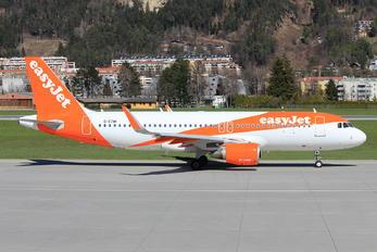 G-EZWI - easyJet Airbus A320
