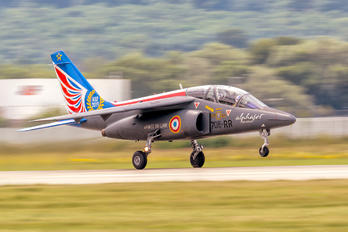 705-RR - France - Air Force Dassault - Dornier Alpha Jet E