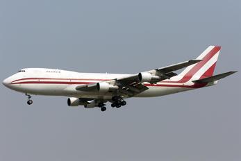 EX-47001 - Aerostan Boeing 747-200SF
