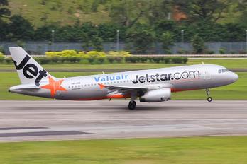 9V-JSK - Jetstar Asia Airbus A320