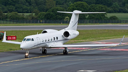 VP-CMC - Private Gulfstream Aerospace G-IV,  G-IV-SP, G-IV-X, G300, G350, G400, G450