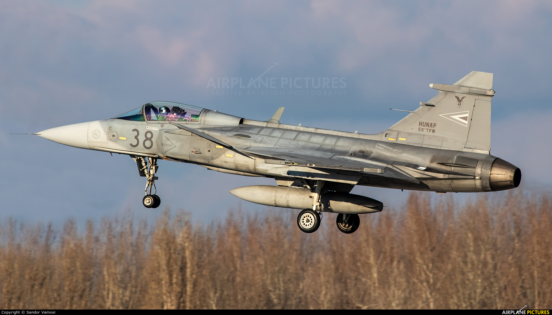 Hungary - Air Force 38 aircraft at Kecskemét