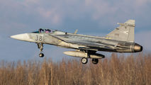 38 - Hungary - Air Force SAAB JAS 39C Gripen aircraft