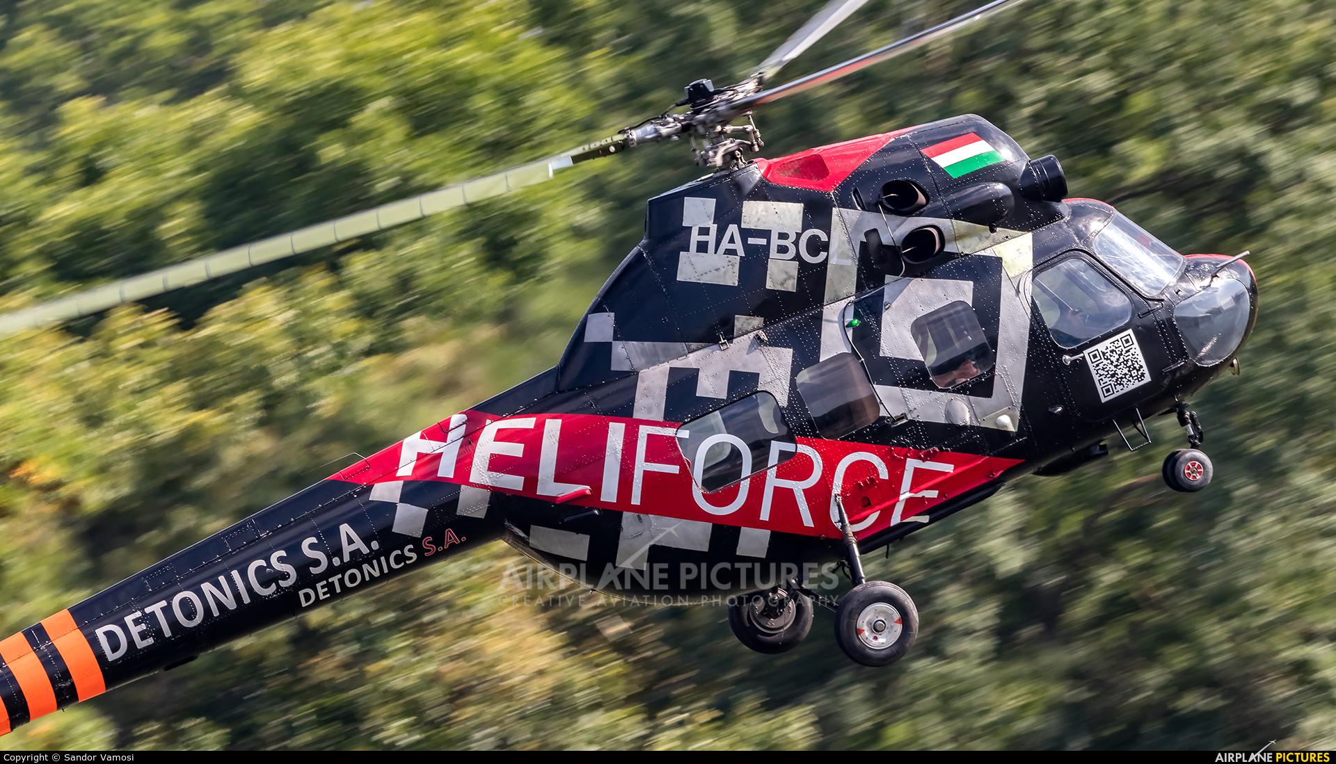 Forgószárny KFT HA-BCL aircraft at Off Airport - Hungary