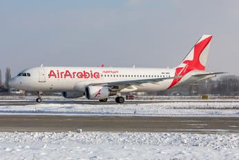 A6-ANX - Air Arabia Airbus A320