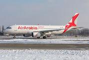 A6-ANX - Air Arabia Airbus A320 aircraft