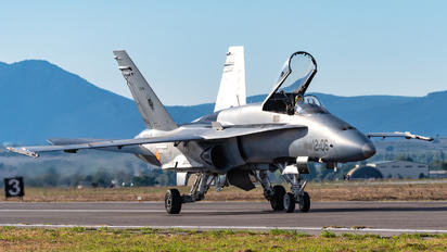 C.15-48 - Spain - Air Force McDonnell Douglas EF-18A Hornet