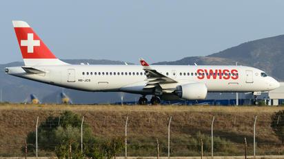 HB-JCS - Swiss Airbus A220-300