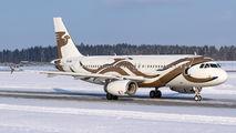 VQ-BIS - Meridian Airways Airbus A320 CJ aircraft